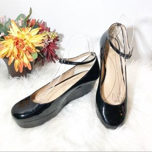 Kate Spade New York Black Patent Leather Shoes